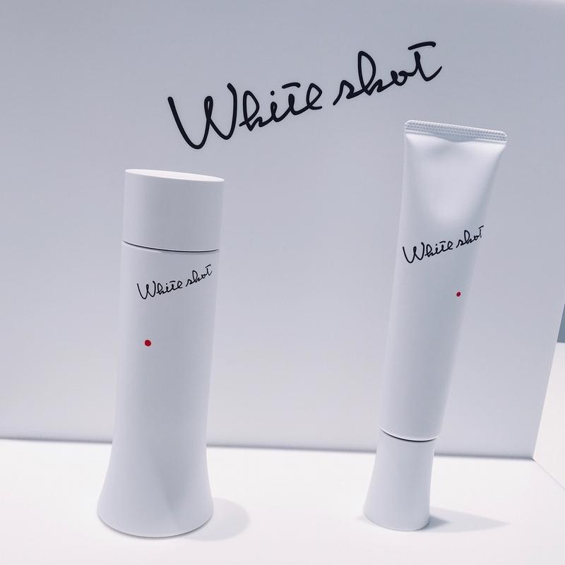 ポーラのホワイトショット、新成分配合の2品
