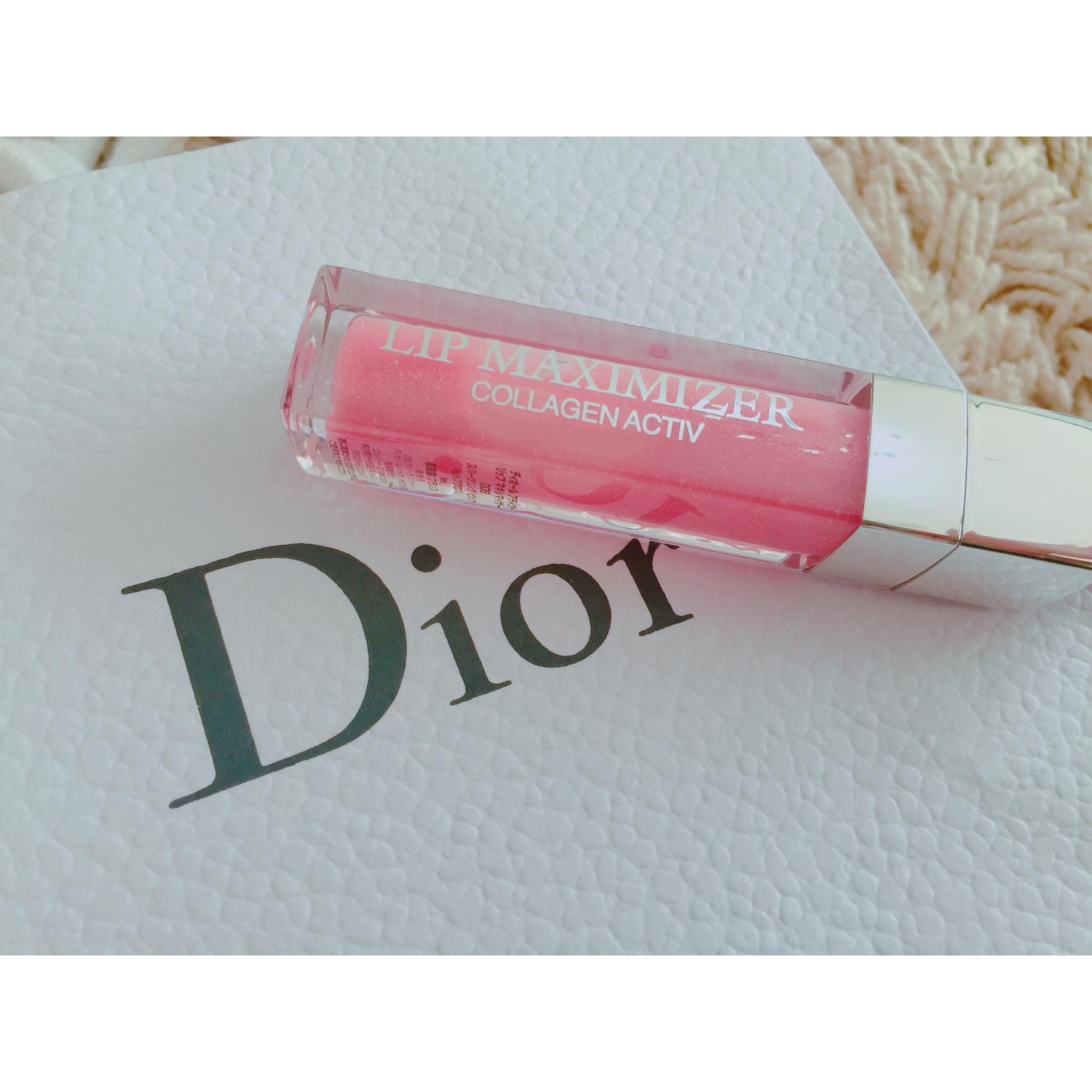 ( 7 )Diorリップマキシマイザー【購入品紹介】_1_1