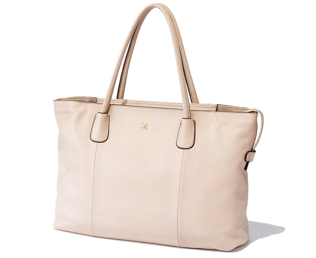 A4ほぼジャストのバッグ★ かしこ可愛いフェミニンカラー5選!【通勤バッグ&通学バッグ】_1_6