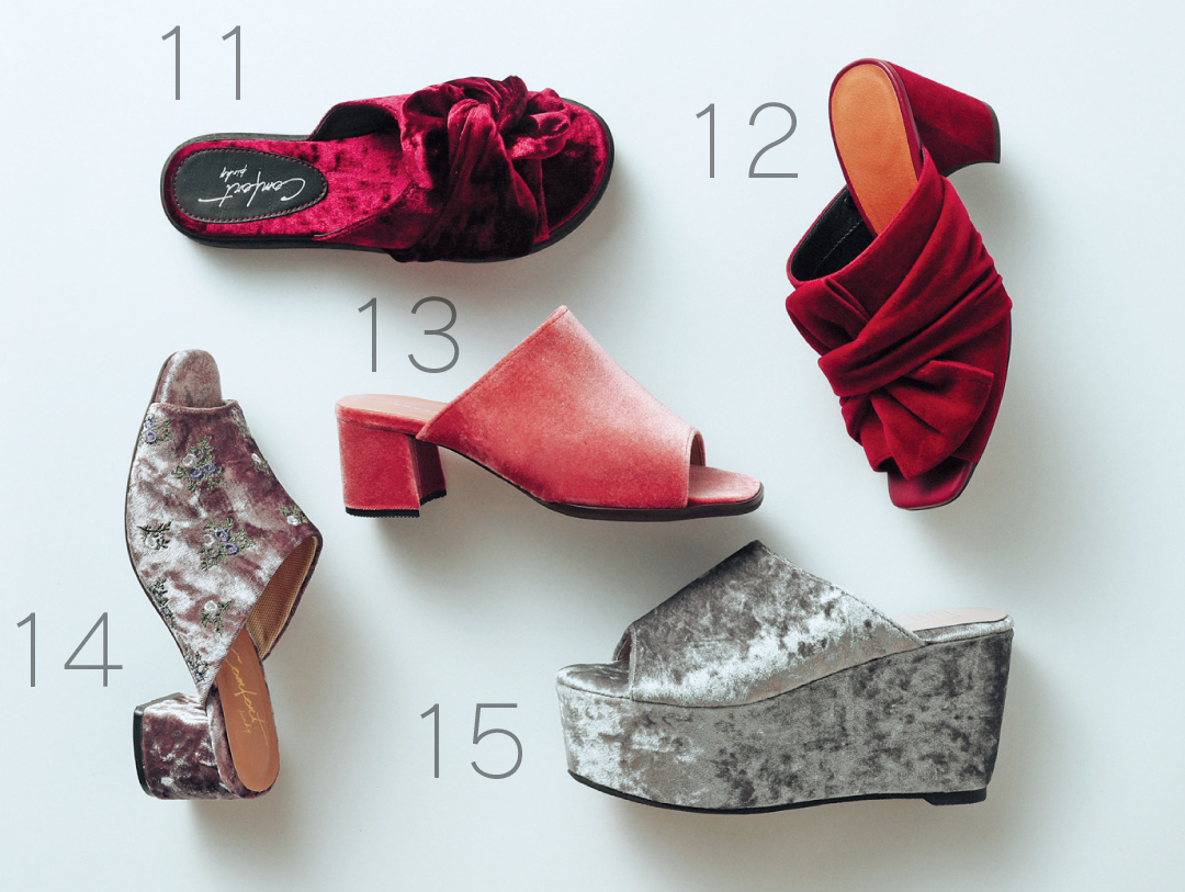 西野七瀬、秋はベロアの靴から始める! #プチプラもご紹介♡_2_1-3