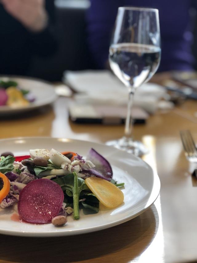 野菜が美味しいレストラン