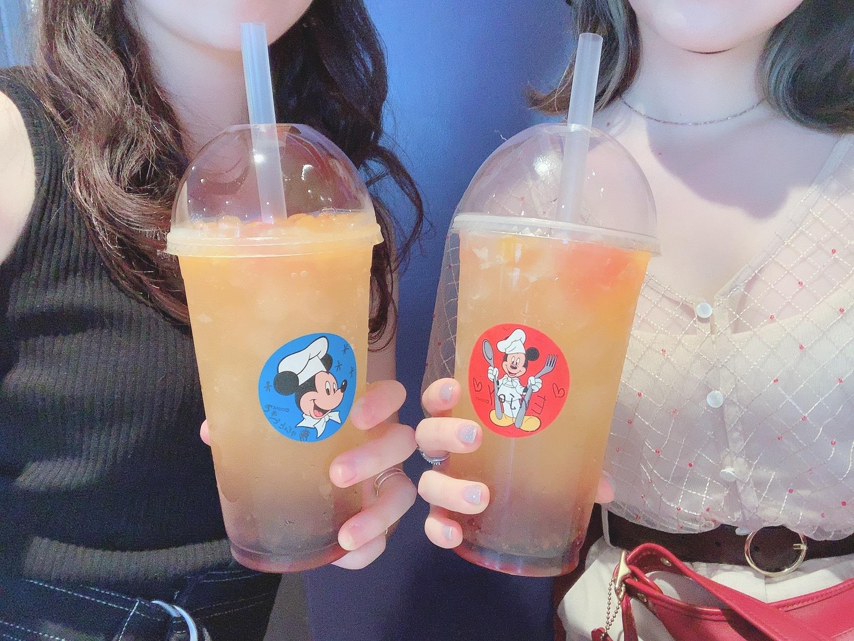 【期間限定】タピオカ in Disneyland_1_1-2