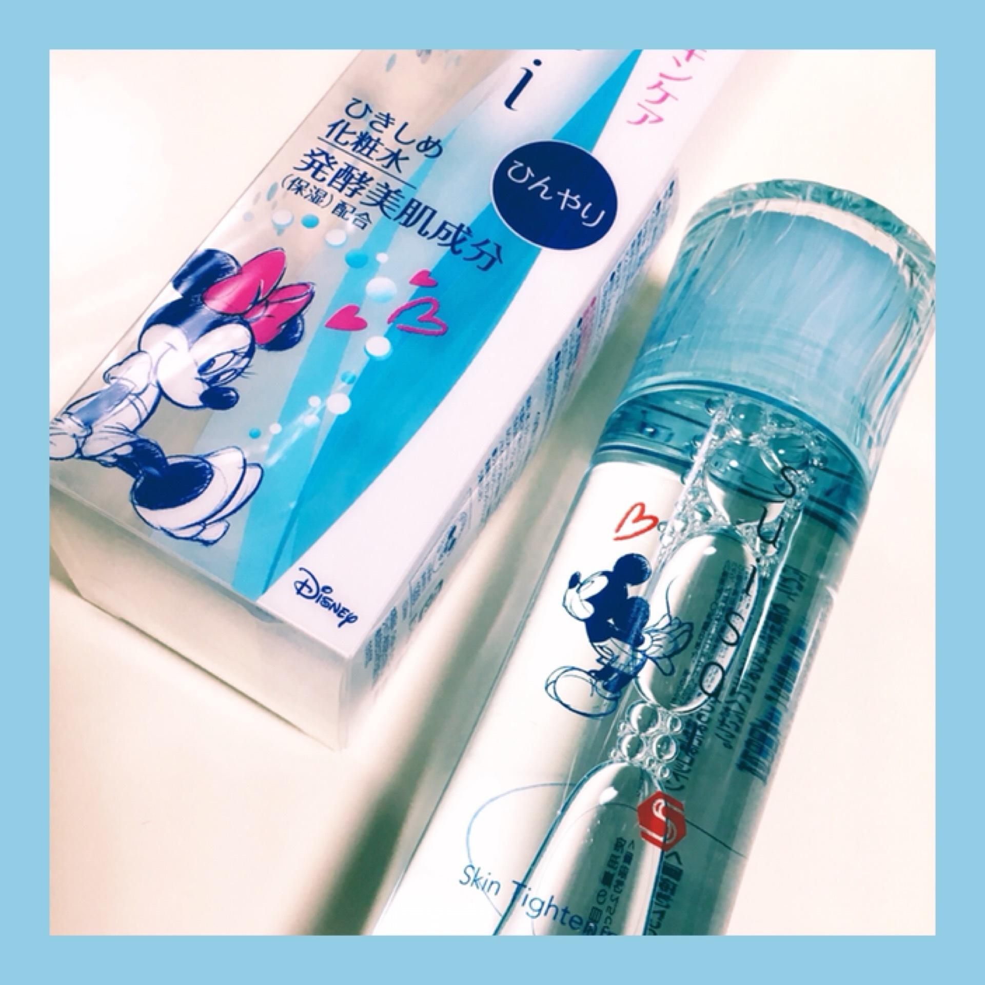 ディズニー限定デザイン♡【 カネボウ suisai 】ローション&酵素洗顔パウダー ♫_1_3-2