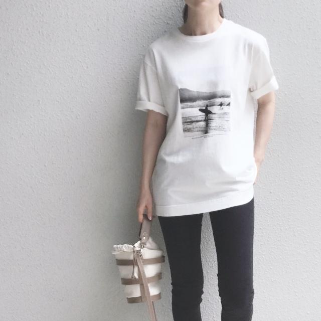 白Tシャツ×デニムをもっとおしゃれに見せる着こなしって?_1_1
