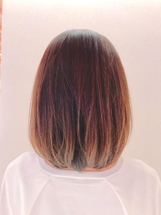 BEAUTRIUM阪急うめだ本店で、美髪・ツヤさらヘア~♪_1_2