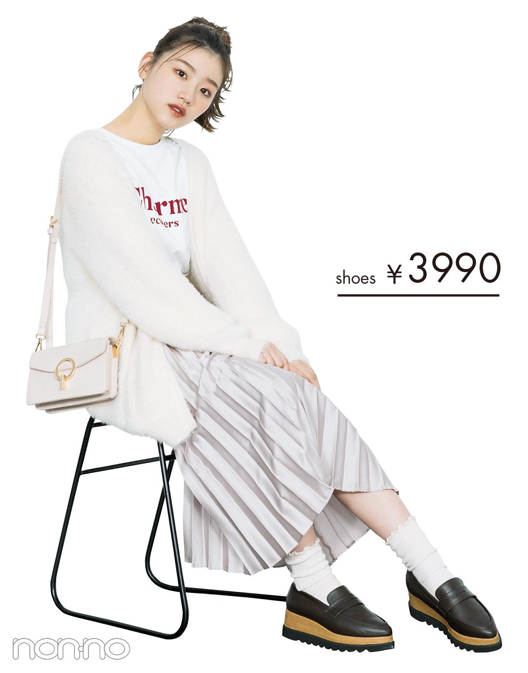 shoes ¥3990