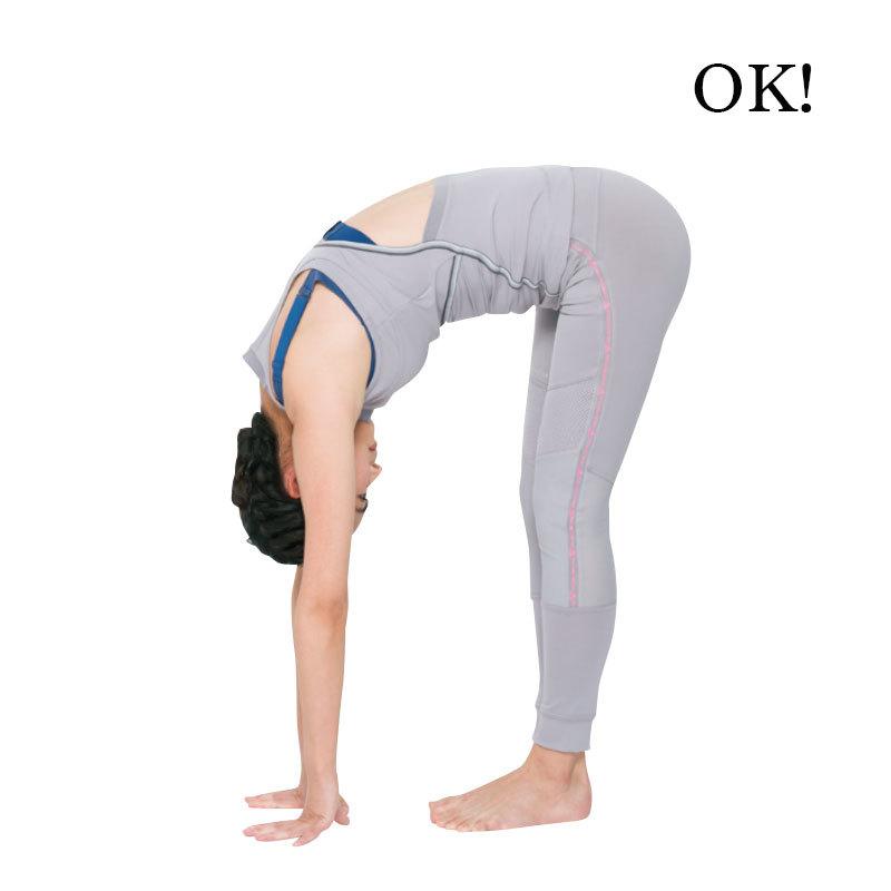 腰回りの固まりをストレッチでほぐして腰痛や猫背を解消!【キレイになる活】_1_2-1