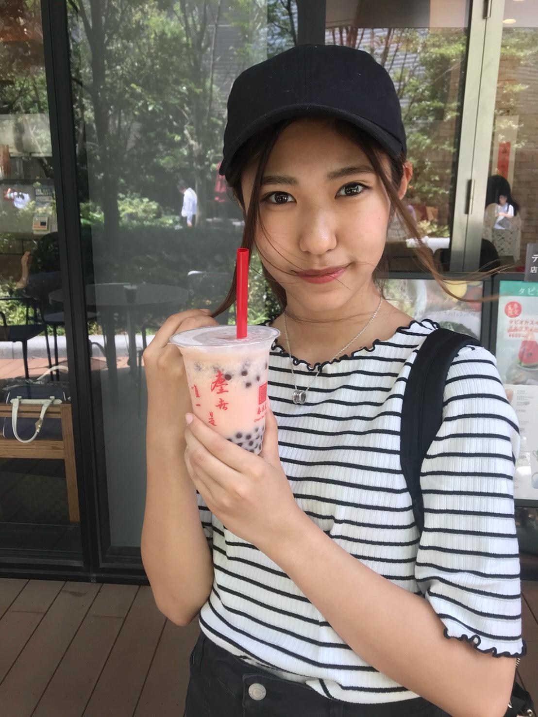 春水堂の期間限定タピオカが美味しい♡_1_3