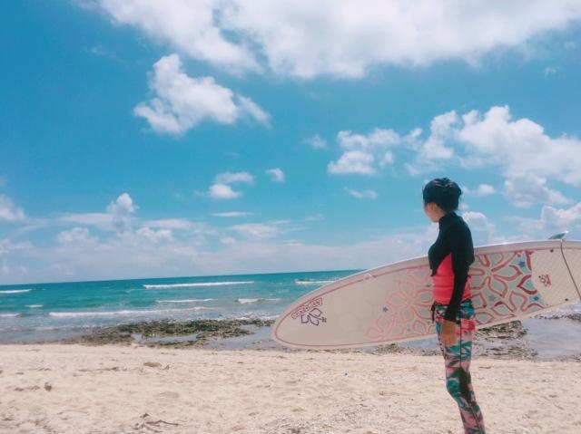 サーファーの私が日焼けしないヒミツ★_1_2