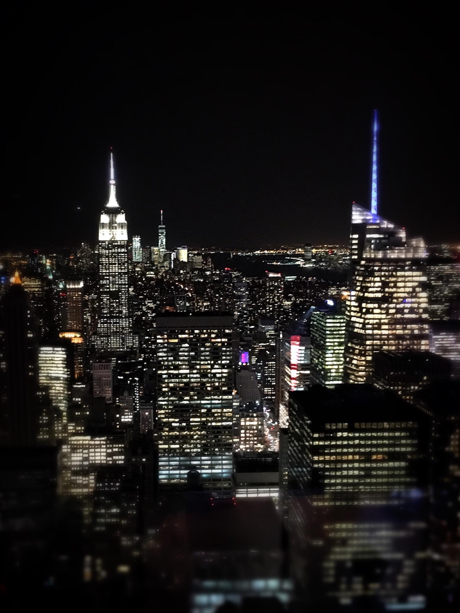 NYで夜景を☆_1_5