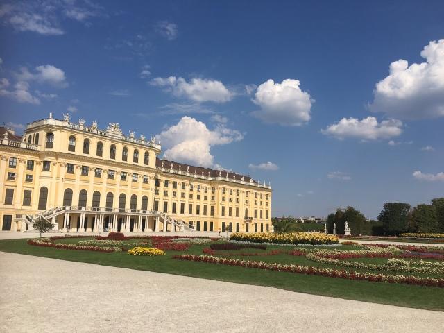 夏休み旅行 day7:オーストリア ウィーン2_1_6-1