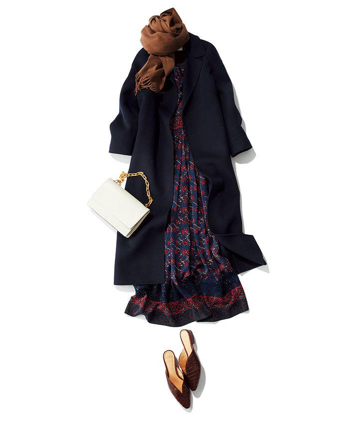 シンプルフェミニン派スタイリスト松村純子さんの「今年のコート、妄想コーデ」_1_2-2