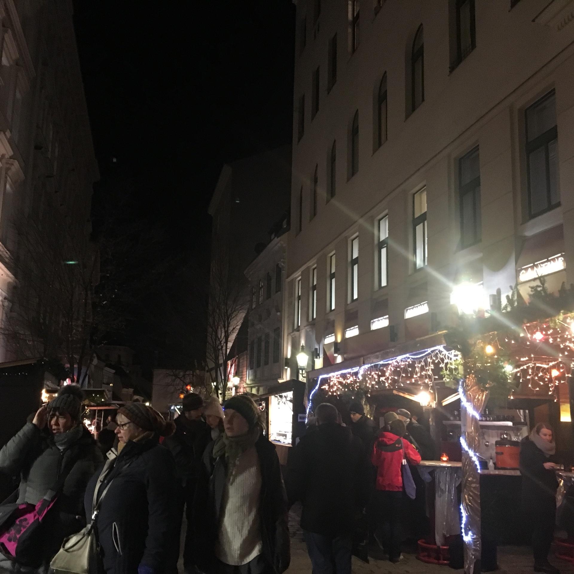 ご近所のクリスマスマーケット☆_1_5