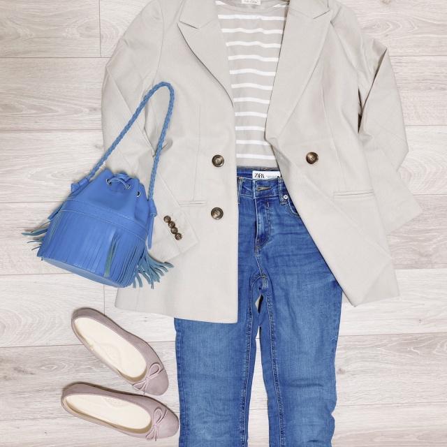 Marisol4月号『新ジャケット論』【momoko_fashion】_1_1-2