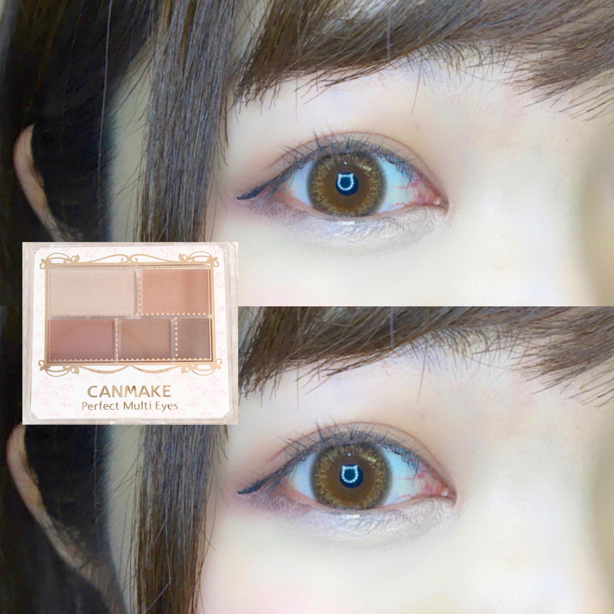【大人気❤︎】CANMAKEの新作アイシャドウ_1_4