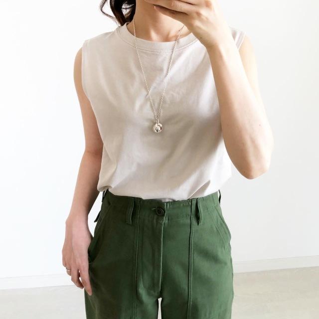 H&Mで見つけた!最旬かごバッグとサンダル【tomomiyuコーデ】_1_2