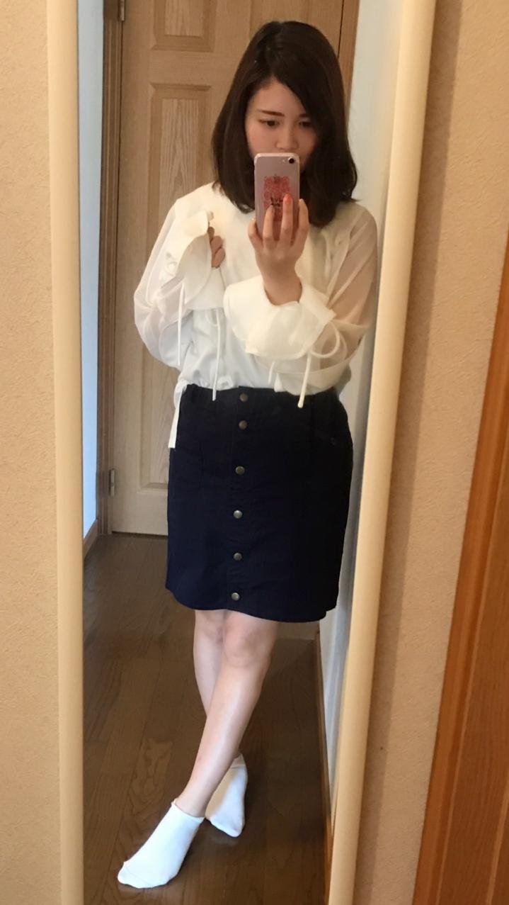 春に向けてイメージチェンジ   ♡♡    大人っぽワンレンロブ ☺︎_1_3