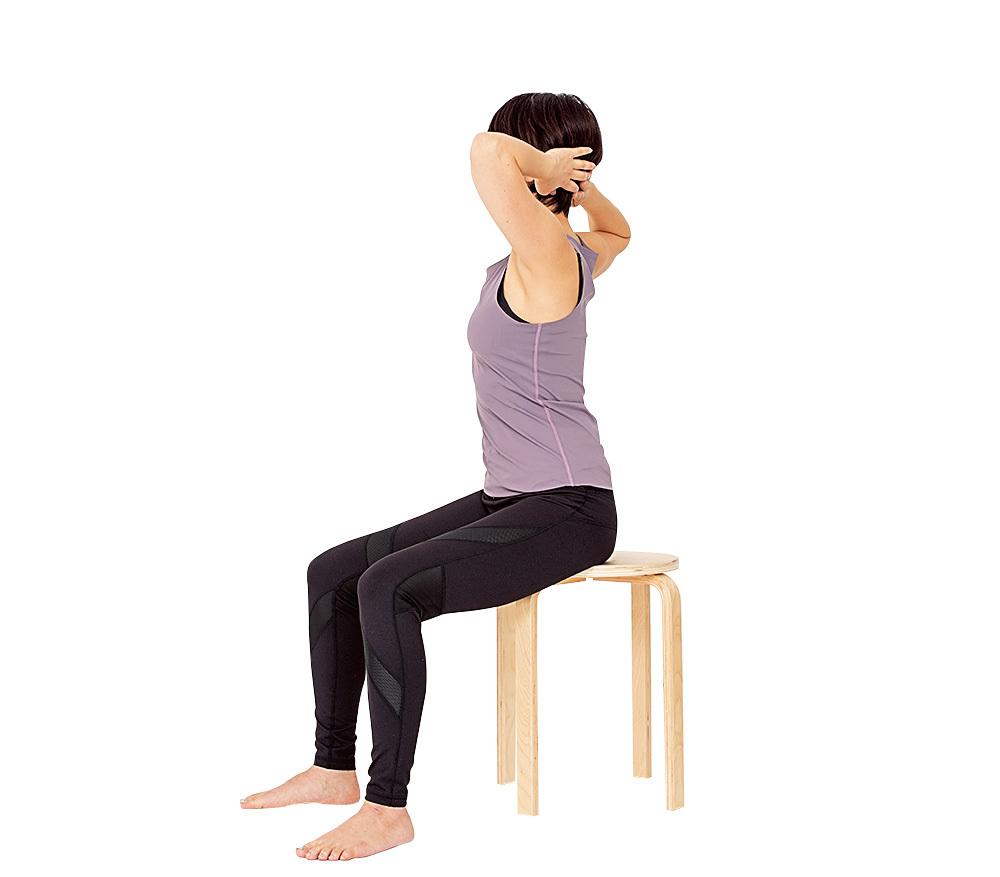 肩甲骨まわりを鍛えて、姿勢も美しく!【2度と太る気がしないダイエット】_1_5-1