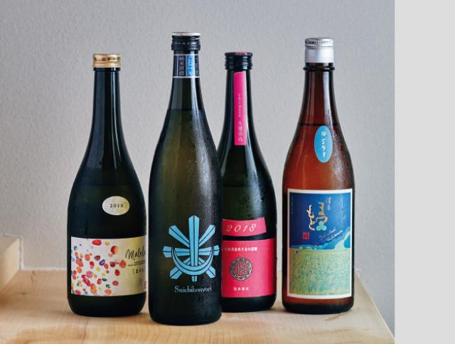 熟成酒から季節の酒まで充実した日本酒