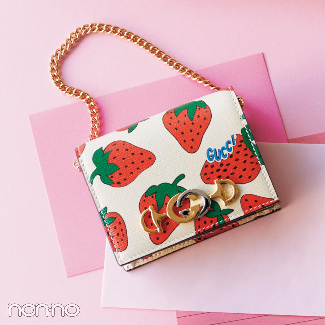 かしこ可愛いSLG★グッチのミニ財布【20歳からの名品】_1_3-4