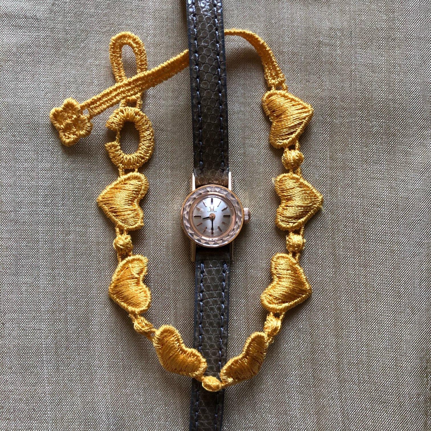 腕時計 アンティークのオメガ