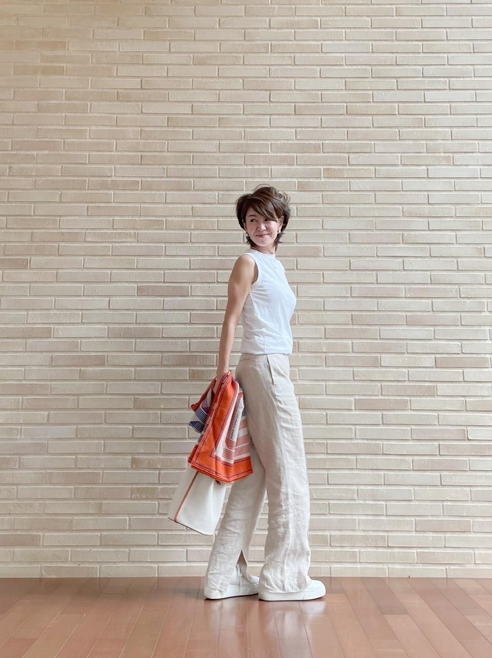 今夏スニーカーコーデ☆6スタイル_1_8