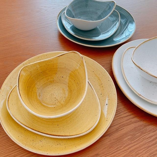 お気に入りの食器はチャーチル社のストーンキャストシリーズ☆_1_1