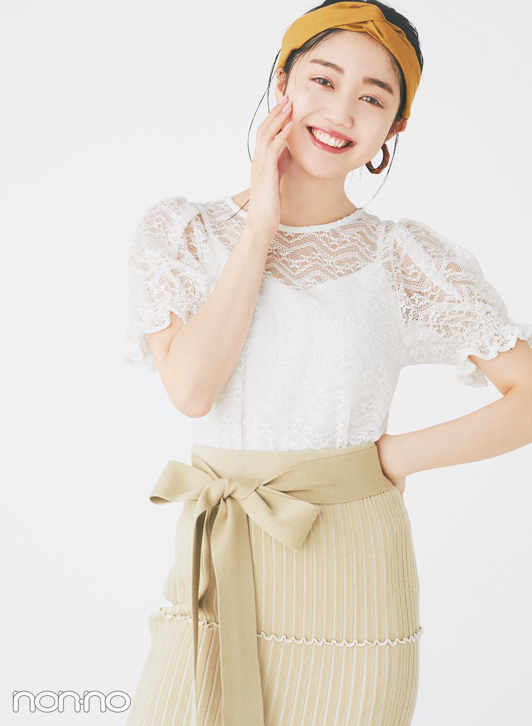 トレンドの透け服、中に何着る? お役立ちインナーQ&Aまとめ★_1_5