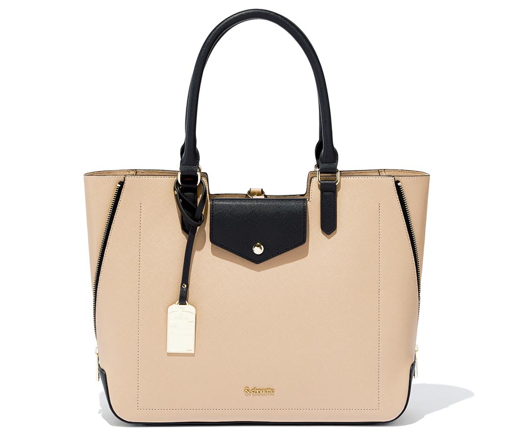 A4が余裕で入るベーシック色バッグ5選★整理しやすい・軽いものだけ!【通勤バッグ&通学バッグ】_1_2