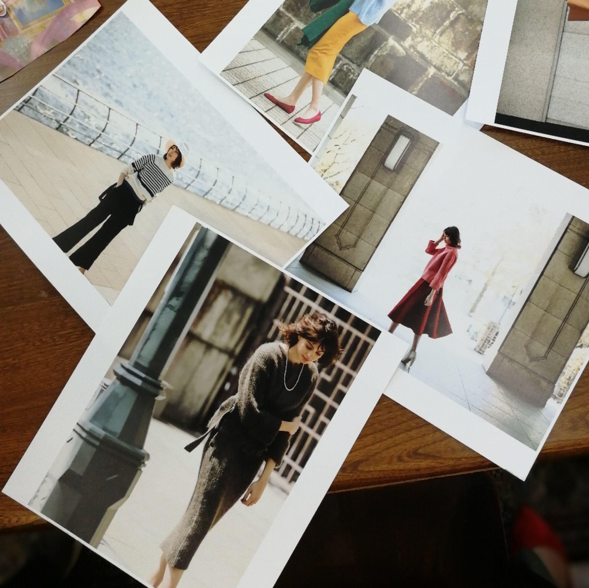 Marisol誌面で一目惚れしたスカートを求めて_1_1-1