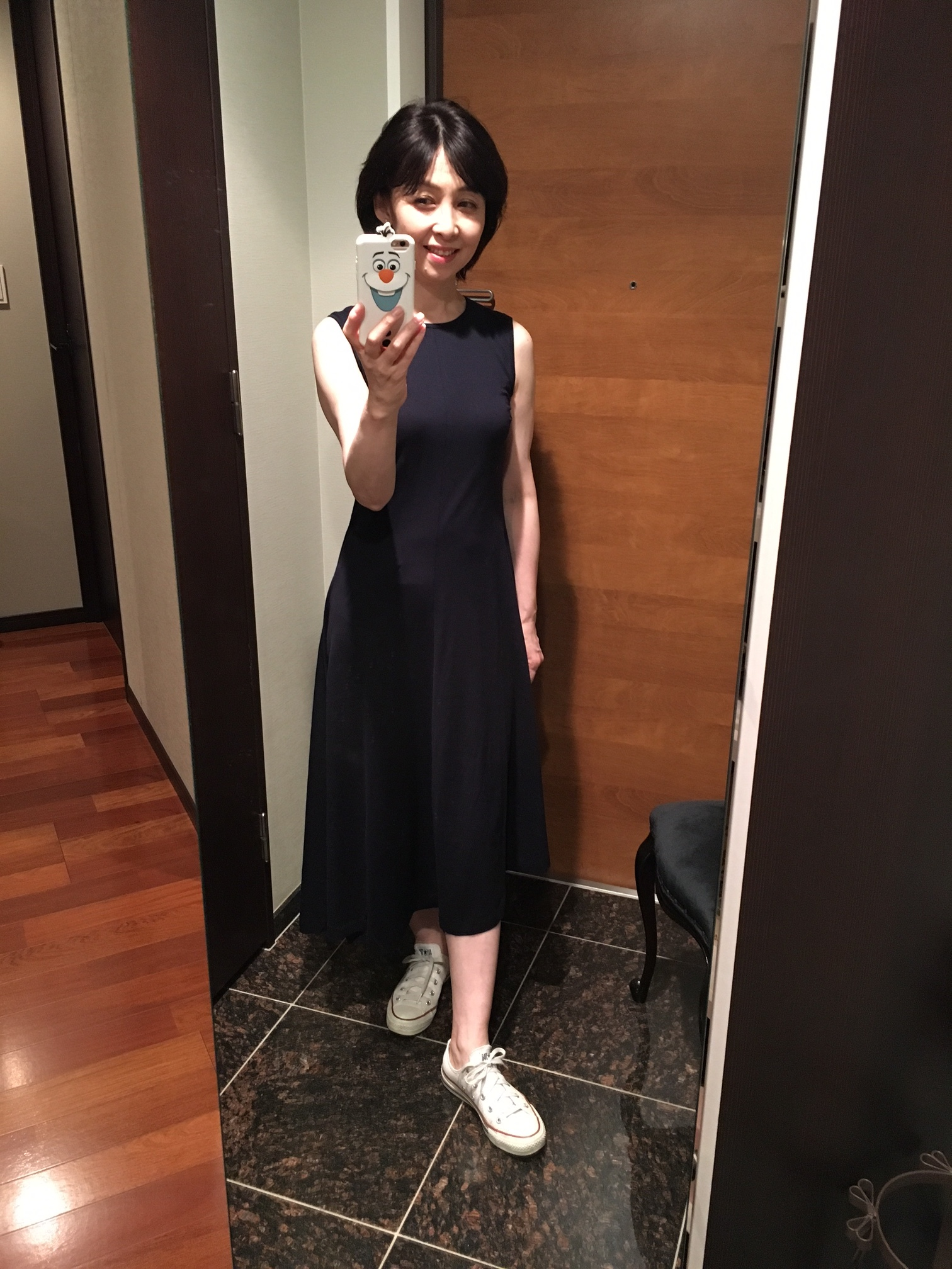 DEMYLEEのワンピースと京都_1_1