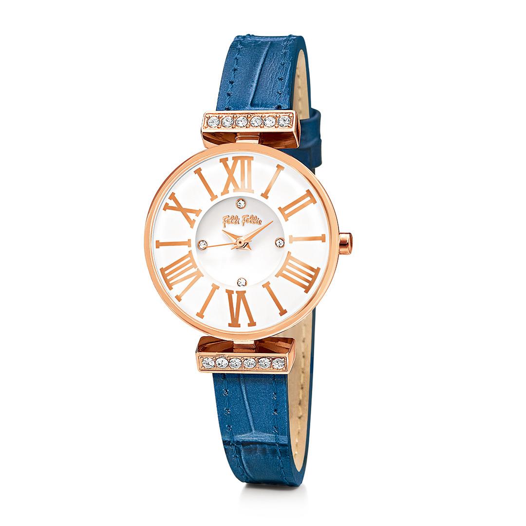 可愛いままで大人♡ のクリスマスプレゼントならフォリフォリのフェミニン腕時計_1_2-4