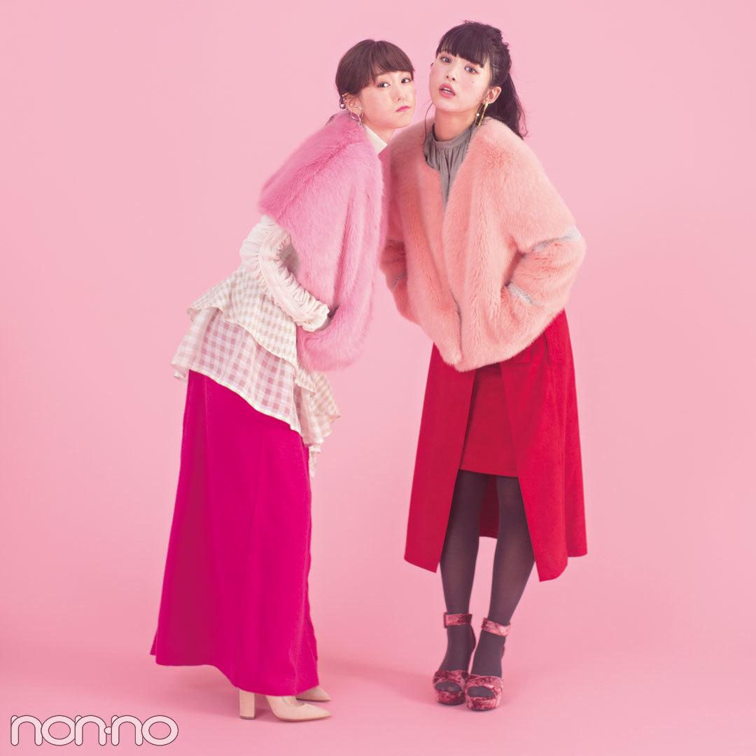 桐谷美玲と馬場ふみかのガールズトーク公開♡ 映画『リベンジgirl』で初共演!_1_3-3