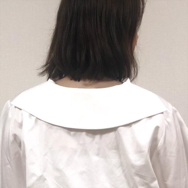 白シャツの定期更新。今年はデザイン性のあるスキッパータイプに。_1_1-3