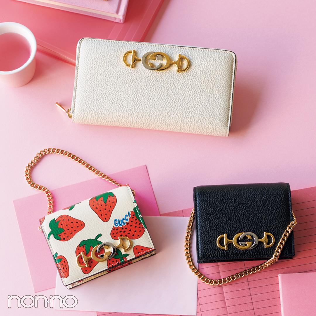 かしこ可愛いSLG★グッチのミニ財布【20歳からの名品】_1_2