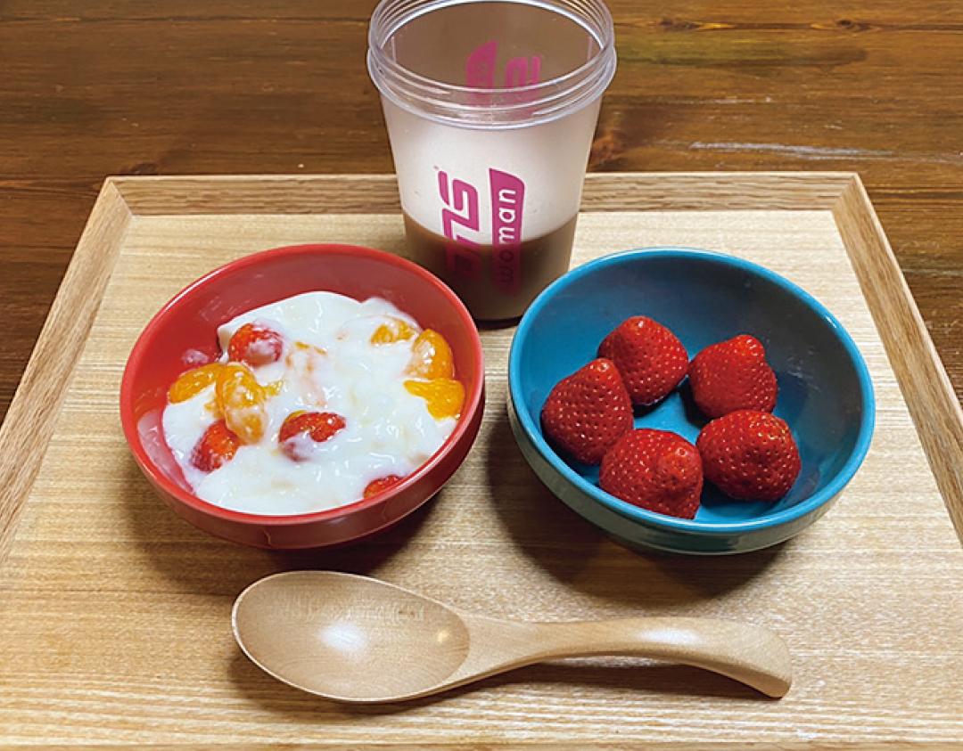 ダイエット中のWhat I ate in a day 【vol.1】【カワイイ選抜】_1_5