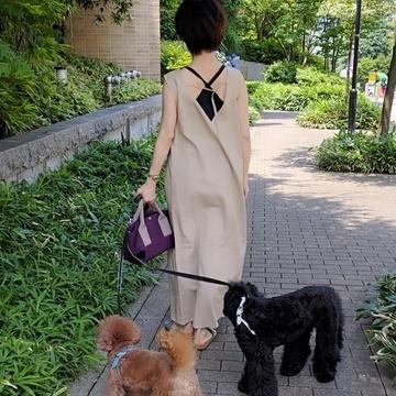ur'sのワンピースバッグスタイル