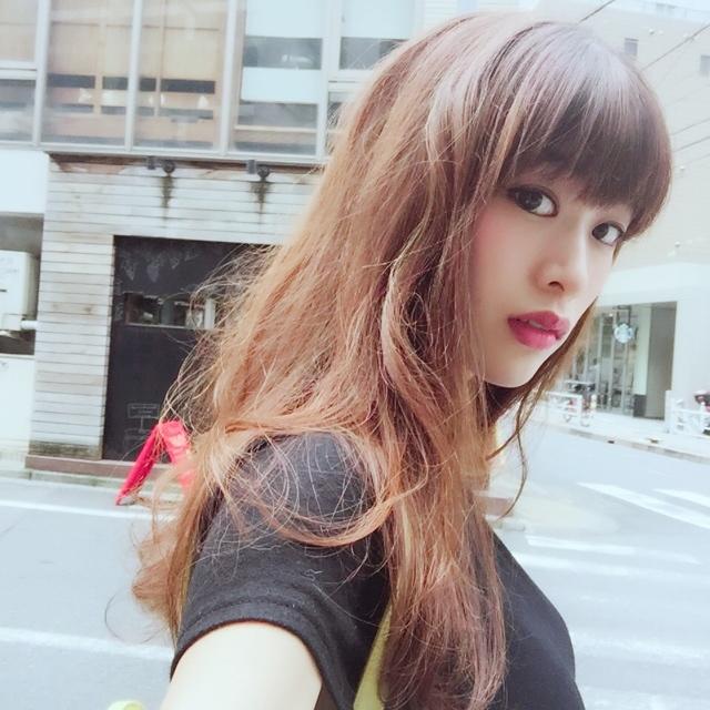 【イメチェン】大人可愛いミディアムハイトーンレイヤー_1_1