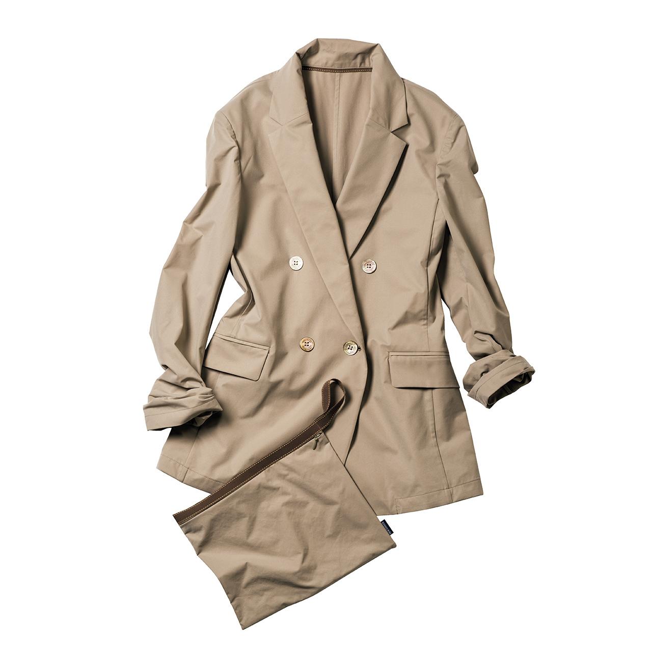 お仕事スタイルをランクアップ! 春スーツに合う新作情報 五選_1_1-5