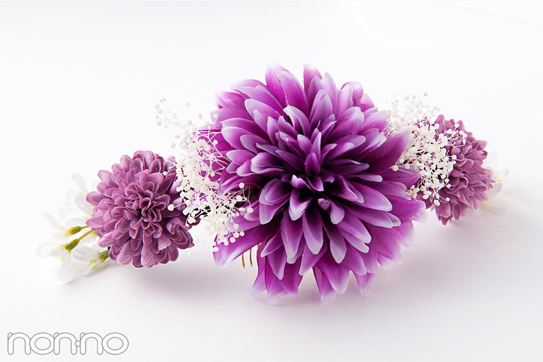 ボブの成人式にも似合う! 和装髪飾り「花かんざし」5選_1_2-5