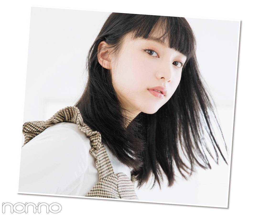 山田愛奈、20cm髪を切る! 小顔前髪&透明感カラーのお手本ヘアスタイル♡ _1_3-1