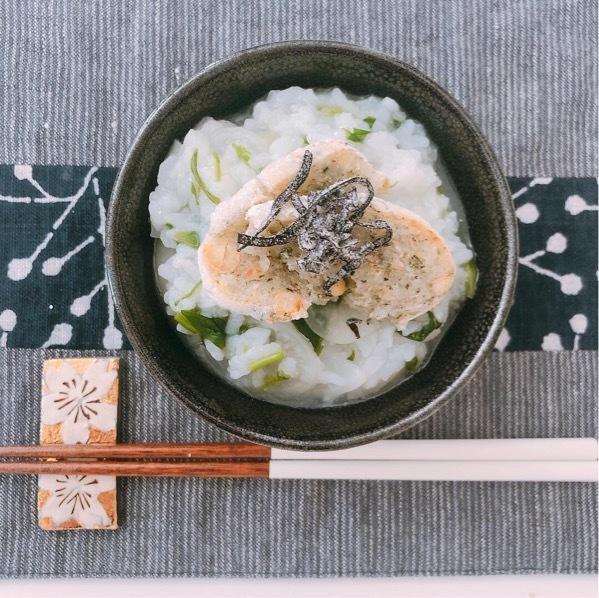 お米からたった15分で出来る絶品!お粥レシピ。_1_1