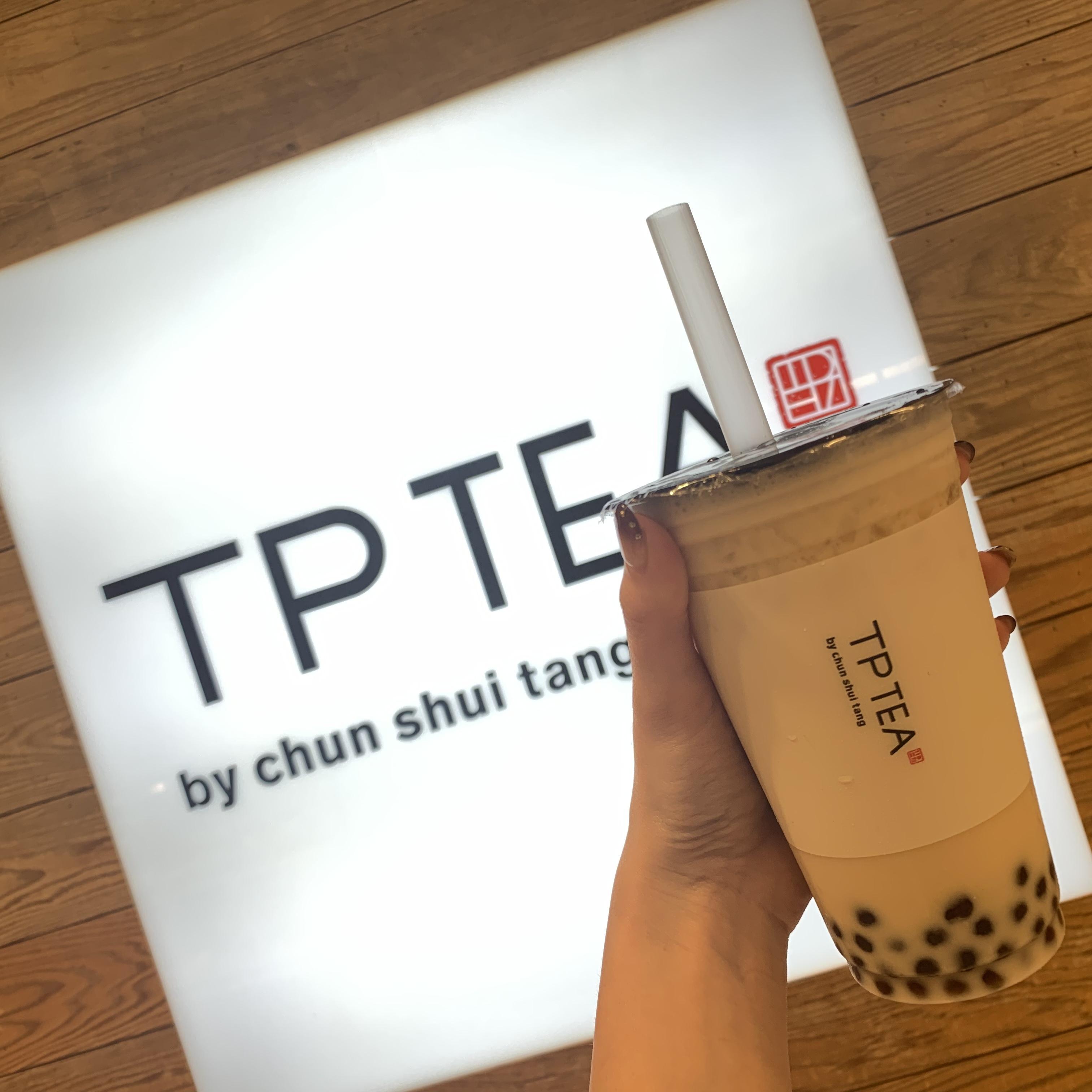 『TP TEA』今日も今日とてタピ活❤︎.*_1_2