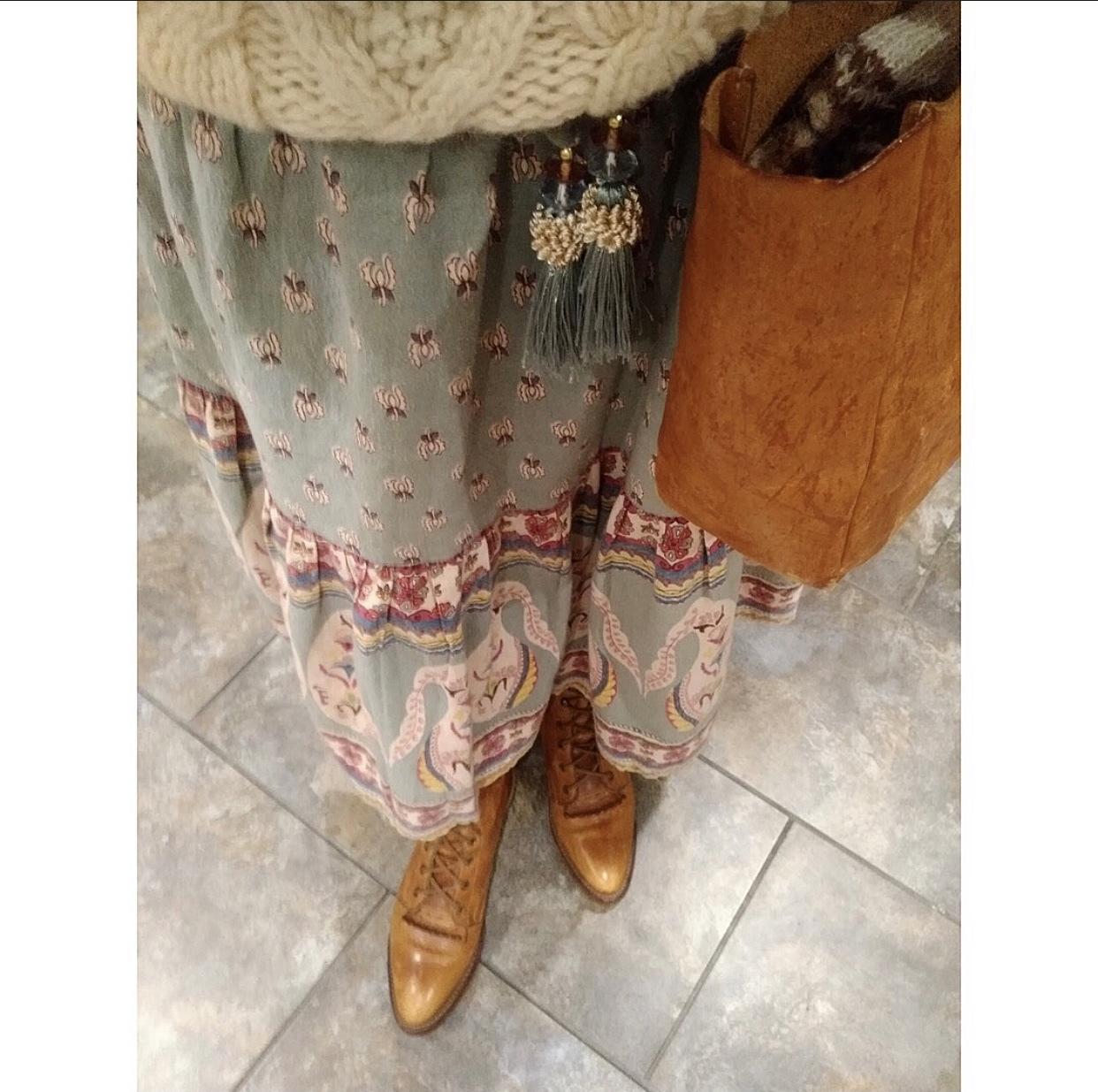 ティアードスカートが好き過ぎて❤︎_1_6