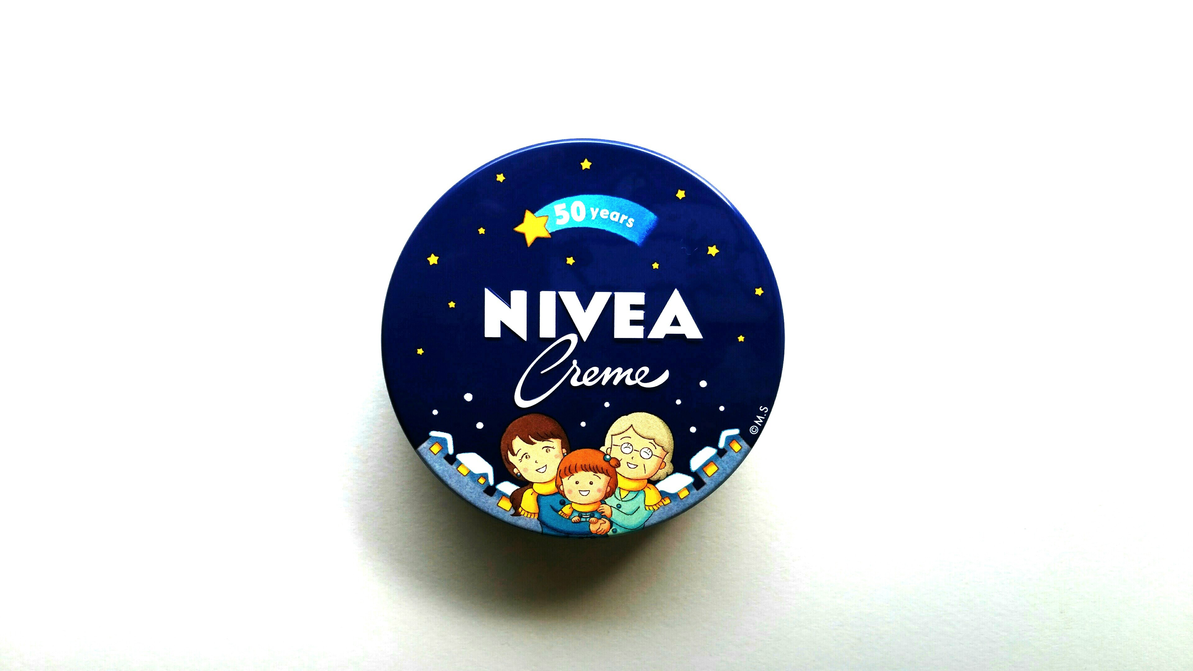 さくらももこさんデザインのNIVEA_1_1