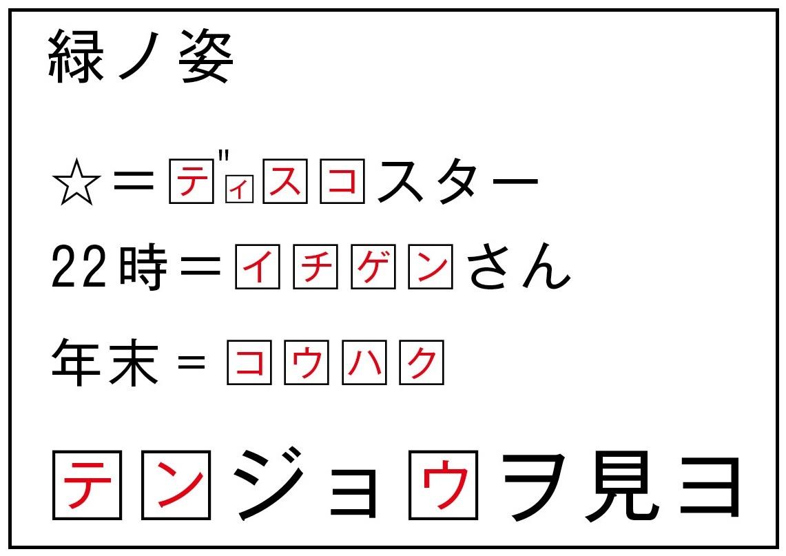 ノンノ4月号嵐連載「アラシブンノニ」 「ダッシュツノアラシ」解答公開!(その2)_1_2