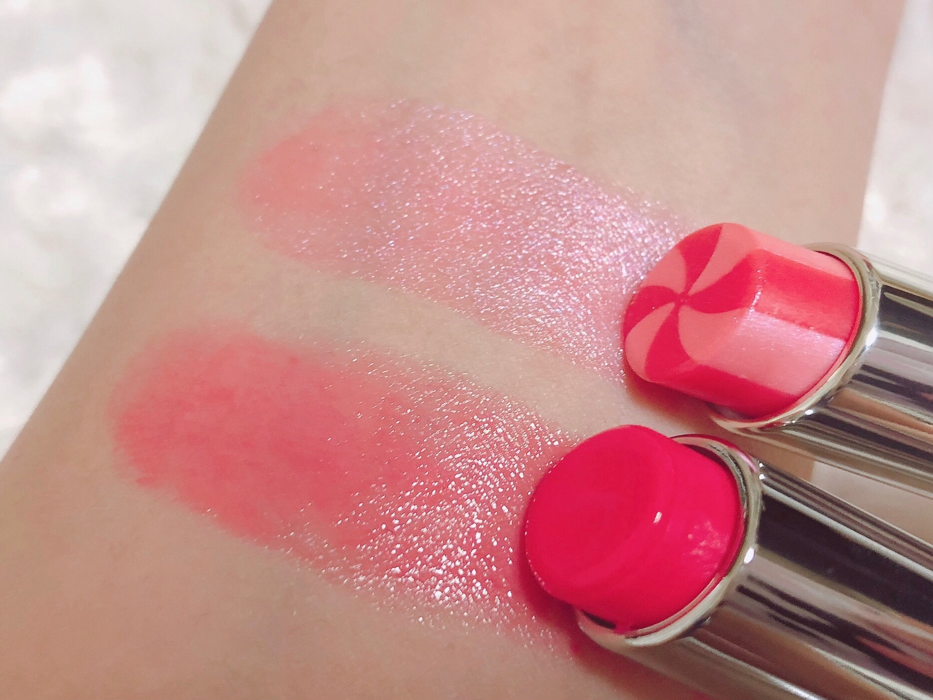 【Dior】大量購入!つるつる肌を作れる最強アイテムも❤︎_1_3