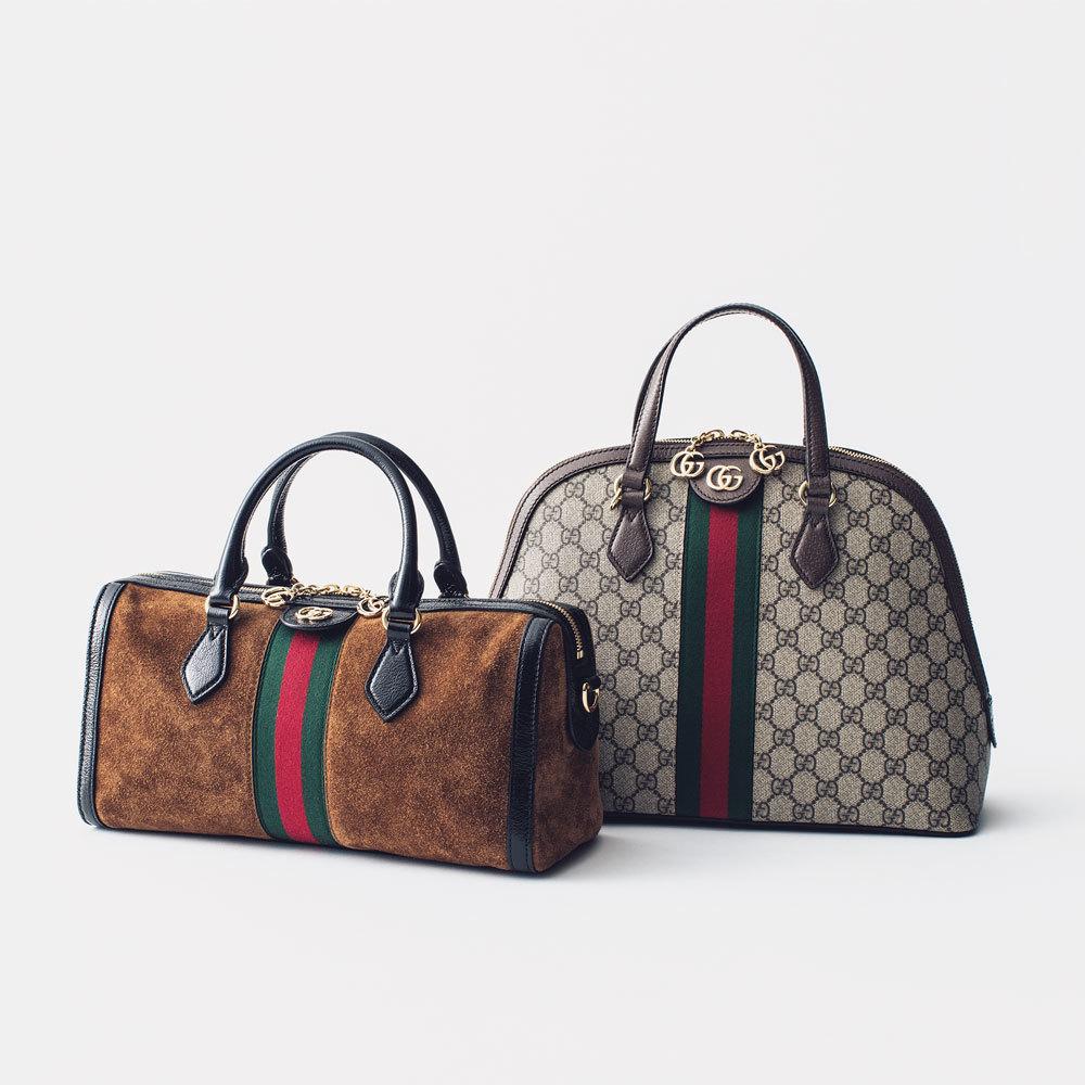 ファッション グッチのバッグ