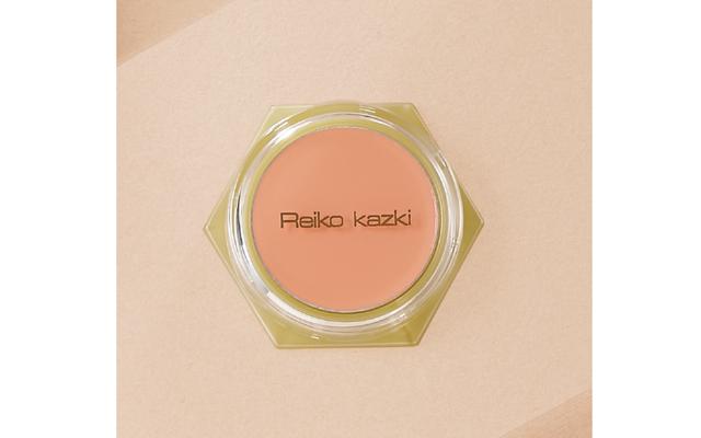 REIKO KAZKI カバーリングファンデーション オレンジ