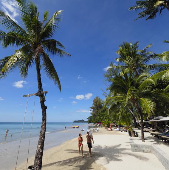 タイビーチのビーチを楽しむ、離島のホテル5選(リペ/クラダン/サメット/パンガン/チャン) _5_1